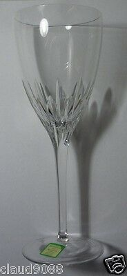 """Waterford Crystal  """"marquis Claria-Goblet Hand Cut"""" 7318709 Mint Not Boxed"""