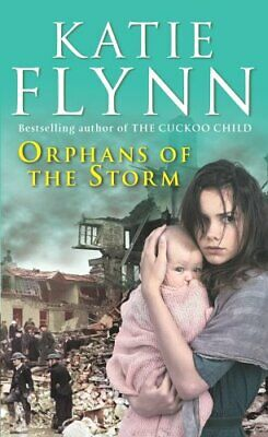 Orphans of the Storm by Flynn, Katie Paperback Book The Cheap Fast Free Post