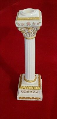Franklin Mint Empress Josephine French Clock Candle Stick