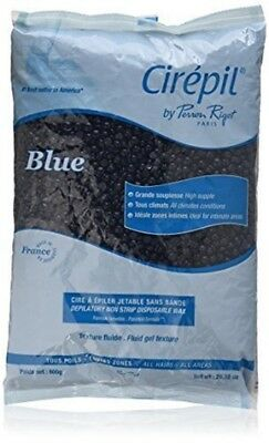 Cirepil Blue Wax Refill, 28.22 Ounce Bag by Perron Rigot