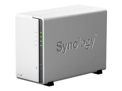 Nas Synology Diskstation ds216j DS216J Storage di rete Serial ATA-600