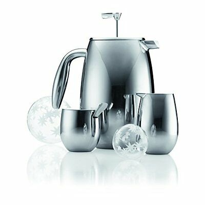 NEW Bodum Columbia Thermal 51-Ounce Stainless-Steel Coffee Press, Dining