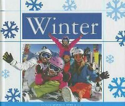 Winter by Cynthia Amoroso (English) Library Binding Book Free Shipping!