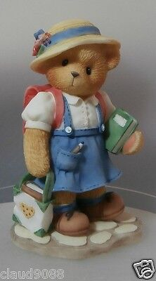 Cherished Teddies Teaghan-Aust.design Your Own Winner 601632 Chipped Hat