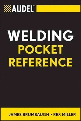 Audel Welding Pocket Reference by James E. Brumbaugh Paperback Book (English)