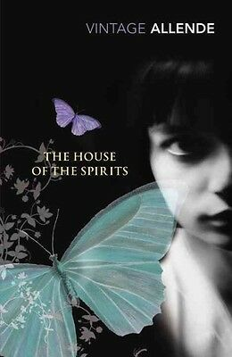 House of the Spirits by Isabel Allende Paperback Book (English)
