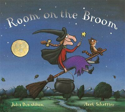 Room on the Broom, Donaldson, Julia Paperback Book The Cheap Fast Free Post