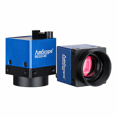 High-speed Industrial 3.1MP Mini Digital Camera for Microscopes