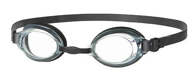 Speedo Jet V2 Goggle Silver/Clear