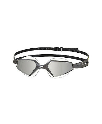 Speedo Aquapulse Max Mirror 2 IQfit Goggle Black/Silver