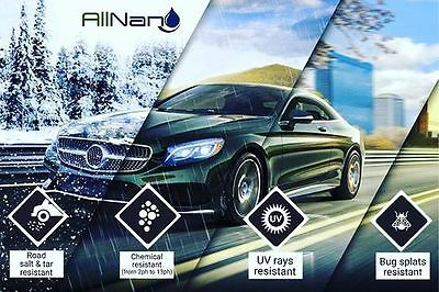 New AllNano Carcare Ceramic Coat Body Protection Nano Coating For Car Paint