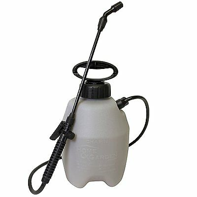 Chapin 1-Gallon Home and Garden Poly Tank Pump Sprayer with 16-inch Wand