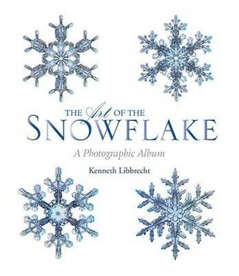 Art of the Snowflake by Kenneth Libbrecht (English)