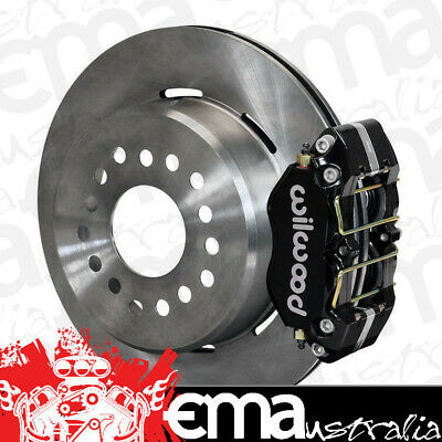 """Wilwood Dynapro 4 Spot Dustboot Rear Brake Kit Wb140-13206 Small Ford 2.5"""" O/s"""