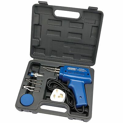 Draper 100W 230V Soldering Gun / Iron Kit With 1.2m Cable - 71420