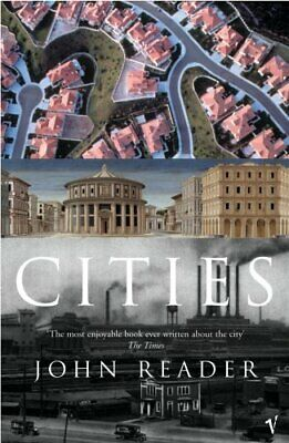 Cities by Reader, John Paperback Book The Cheap Fast Free Post