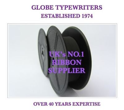 1 x 'OLIVER PORTABLE 4' *PURPLE* TOP QUALITY *10 METRE* TYPEWRITER RIBBON-SEALED