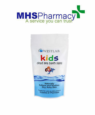 Westlab for Kids Dead Sea Salt 500g