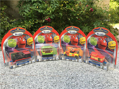 Takara Tomy Chuggington Metal Diecast Toy Cars Vehicles Various Trains New