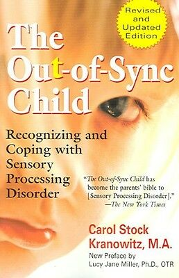 The Out-Of-Sync Child by Carol Stock Kranowitz Paperback Book (English)