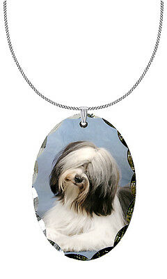 Tibetan Terrier Pendant / Necklace