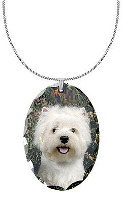 West Highland White Terrier Pendant / Necklace