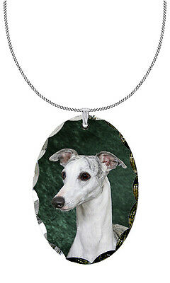 Whippet Pendant / Necklace
