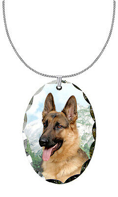 German Shepherd Pendant / Necklace