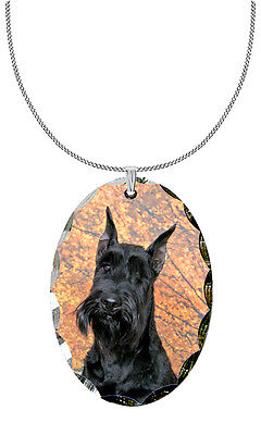 Giant Schnauzer Pendant / Necklace