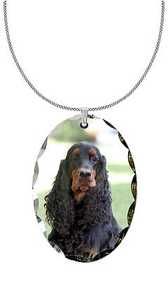 Gordon Setter Pendant / Necklace