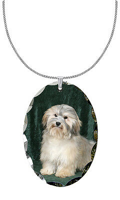 Havanese Pendant / Necklace