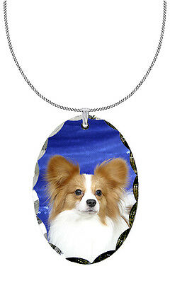 Papillon Pendant / Necklace