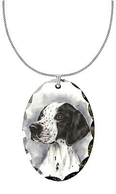 Pointer Pendant / Necklace