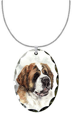 Saint Bernard Pendant / Necklace