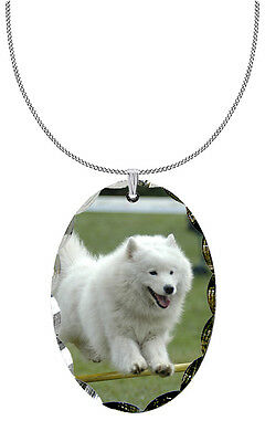 Samoyed Pendant / Necklace