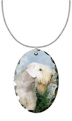 Sealyham Terrier Pendant / Necklace