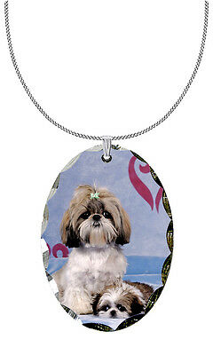 Shih Tzu Pendant / Necklace