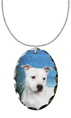 Staffordshire Bull Terrier Pendant / Necklace