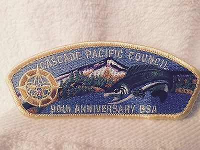 Boy Scouts - Cascade Pacific Council - 90th anniversary csp