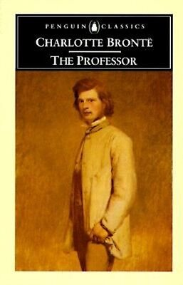 The Professor by Charlotte Bronte Paperback Book (English)