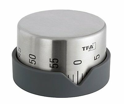 Tfa Dot 38.1027.10 Egg Timer Anthracite Home Household Supplies Cookware Dining