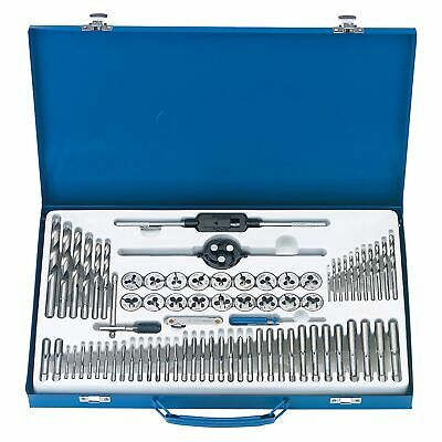 Draper Tools 75 Piece Metric & BSP Combination Tap & Die / Threading Set - 79205