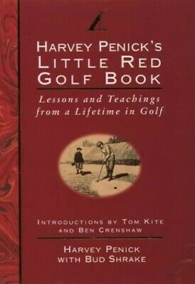 Little Red Golf Book: Lessons and Teachings from a Li... by Shrake, Bud Hardback