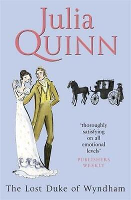 The Lost Duke Of Wyndham: Number 1 in series (Two D... by Quinn, Julia Paperback