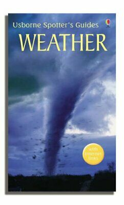 Weather (Usborne Spotter's Guide), Phillip Smith Paperback Book The Cheap Fast