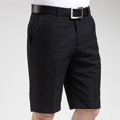 "Glenmuir Seth Adjustable Stretch Waistband Golf Shorts ""new For Summer 2016"""