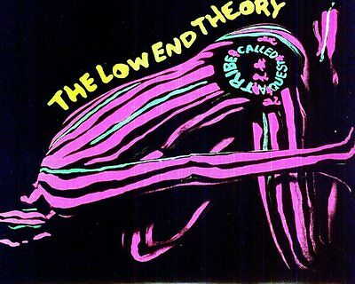 Tribe Called Quest - Low End Theory [Vinyl New]