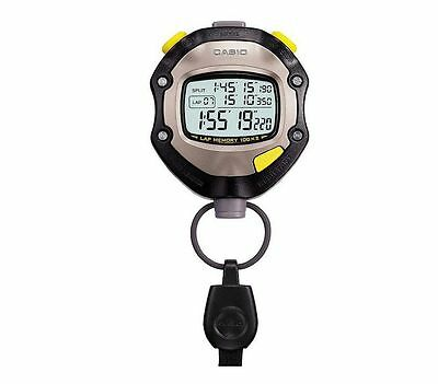 Casio Stop Watch HS-70W-1JH (Japan Import)