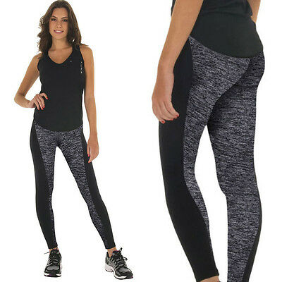 New Womens Leggings YOGA Workout Gym Sports Pants Fitness Stretch Trouser