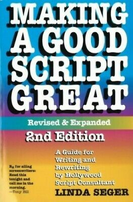 Making a Good Script Great by Seger, Linda Paperback Book The Cheap Fast Free